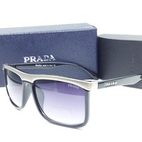 Prada Women  Fashion Popular Shades Eyeglasses Glasses Sunglasses [2974244533]