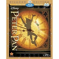 Peter Pan (Three-Disc Diamond Edition: Blu-ray/DVD + Digital Copy + Storybook App)