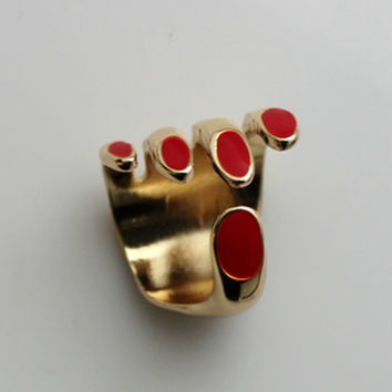 Shiny New Arrival Jewelry Gift Korean Accessory High Quality Stylish Butterfly Ring [6586143111]