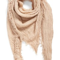 Women's Maison Scotch Modal & Linen Scarf