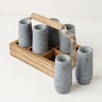 Soapstone Shooter Caddy