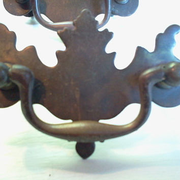 6 Chippendale Federal Style Drawer Pulls