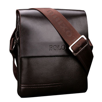 New 2016 Vertical Bag Men's Shoulder Bags High Quality Brand Business Messenger Bag Crossbody Bags Bolsa Masculina XBB002