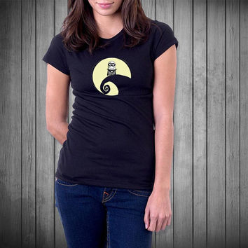 minion little nightmare for T Shirt Mens and T Shirt Girls