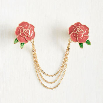 Make Bloom for Me Collar Pin | Mod Retro Vintage Pins | ModCloth.com