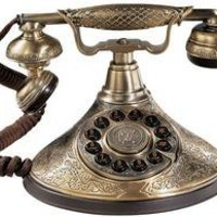 Versailles Telephone - PM1935                    - Design Toscano