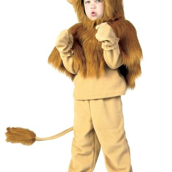 New IREK New Cosplay costume children cartoon lion Halloween costume Wizard of Oz high quality