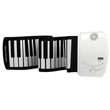 S61 High Quality Portable 61 Keys Flexible Piano USB MIDI Electronic Keyboard