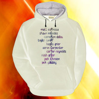 Magcon is Perfection Galaxy Nebula hoodie on S,M,L,XL,XXL,3XL heppy feed.