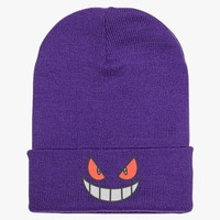 Gengar - Pokemon Knit Cap