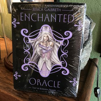 Enchanted Oracle Tarot Deck