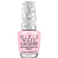 OPI Nail Polish Lacquer - Hello Kitty 2016 Collection-NL H84-Small + Cute = heart, 0.5 Fluid Ounce - Walmart.com