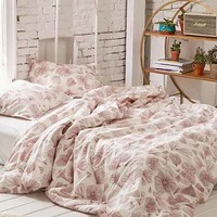 Plum & Bow Floral Duvet Cover