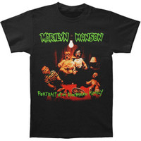 Marilyn Manson American Family T-shirt - Marilyn Manson - M - Artists/Groups - Rockabilia