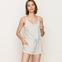 French Terry Playsuit