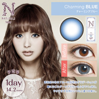 Naturali 1-Day Charming Blue (10 Pcs)