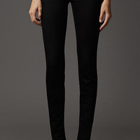 Milbourne Black Skinny Fit Jeans