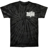 Make Them Suffer Men's  Logo Tie Dye T-shirt Multi