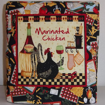Kitchenaid Mixer Cover- Marinated Chicken-Stand Mixer Cover - Artisan Mixer Cover