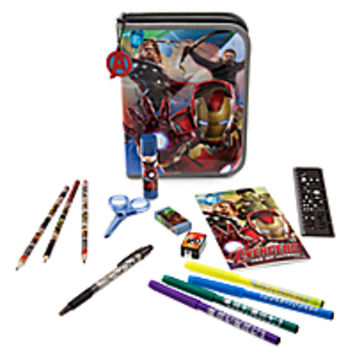 Marvel's Avengers: Age of Ultron Zip-Up Stationery Kit