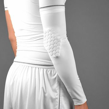 White Granada / Padded Arm Sleeve