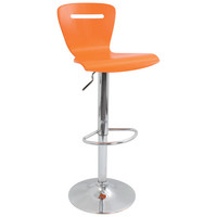 LumiSource H2 Adjustable Height Bar Stool