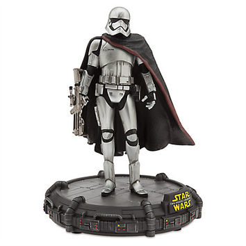 Disney Store Star Wars Captain Phasma Figurine Limited Edition New with Box