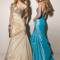 MerMaid Beaded Sweetheart Neckline Prom Dresses PDM101