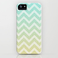 Chevron Rain iPhone & iPod Case by M Studio
