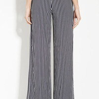 Contemporary Stripe Pants | Forever 21 - 2000169814