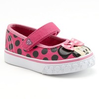 Minnie Mouse Mary Jane Sneakers - Toddler Girls