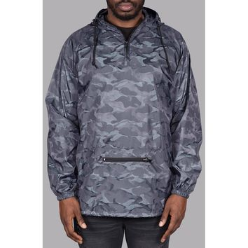 Infantry 3D Anorak (Charcoal)