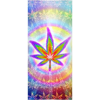 Cannabliss Beach Towel