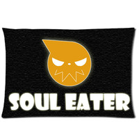 Soul Eater Anime Japan Movie 2 Side Rectangle Pillow by Sleepcase