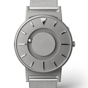 Eone Bradley Silver Watch Mesh Band