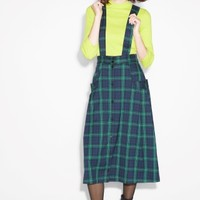 Monki | View all sale | A-line skirt with suspenders