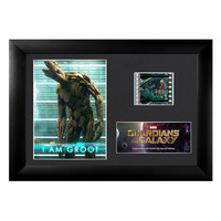 Guardians Of The Galaxy Groot Framed Film MiniCell