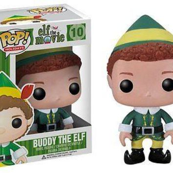 Funko Pop Movies: Elf the Movie - Buddy the Elf Vinyl Figure