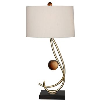 "Van Teal 615172 Extract 33"" Table Lamp"