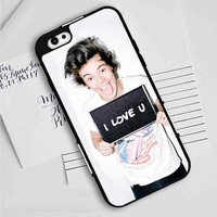 One Direction Harry Styles I Love You iPhone 7 | 7 Plus Case Planetscase.com