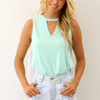 Amalfi Stretch Tank | SABO SKIRT