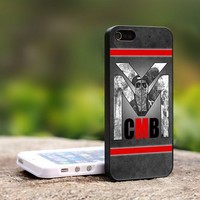 YMCMB Logo - For iPhone 4,4S Black Case Cover