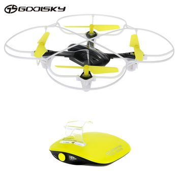 GoolSky Smart RC Drone Gesture Control One-key Motion Controlling Mini Drone RC Quadcopter Dron 360Flip Function Fly TB802 2.4GH