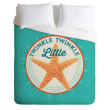 Anderson Design Group Twinkle Twinkle Little Star Duvet Cover