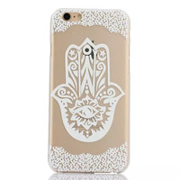 Vintage Lace Cute Elephant  Floral iPhone 6 6s Plus Case Cover Free Shipping