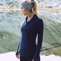 Think Fast Pullover
