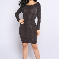 See Me Sparkle Dress - Multi