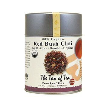 The Tao of Tea | Red Bush Chai Caffeine Free