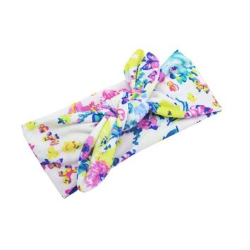 Baby Girls Floral Head Wraps