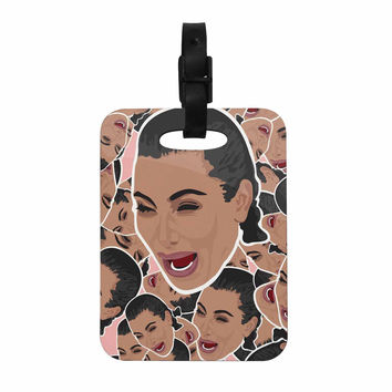 "Juan Paolo ""First World Problems"" Celebrity Funny Decorative Luggage Tag"